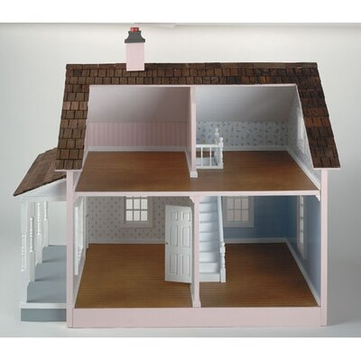 Real Good Toys Finished Alice's Home Place Dollhouse
