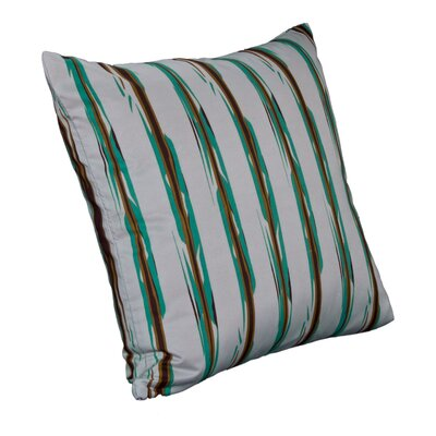 Umbrella Stripe Pillow