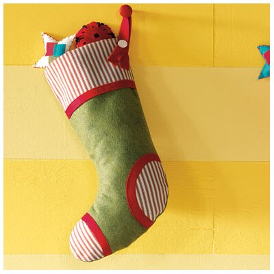 Eastern Accents North Pole Piper Piping Stocking