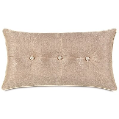 Eastern Accents Bardot Dunaway Fawn Tufted Accent Pillow