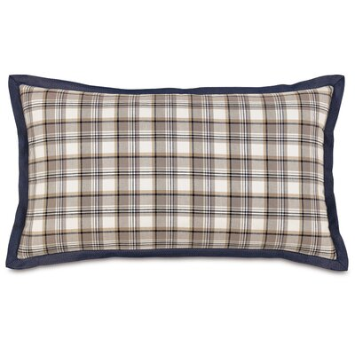 Eastern Accents Ryder Mitered Ribbon Accent Pillow