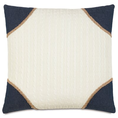 Eastern Accents Ryder Jude Strauss Corners Accent Pillow