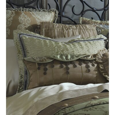 Marbella Sorel Alloy Standard Sham Bed Pillow