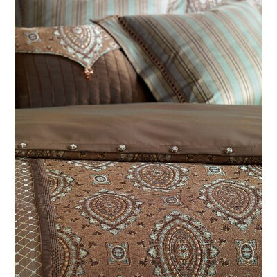 Eastern Accents Antalya Standard Sham Bed Pillow