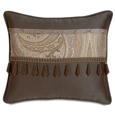 Eastern Accents Galbraith Insert Pillow with Beaded Trim