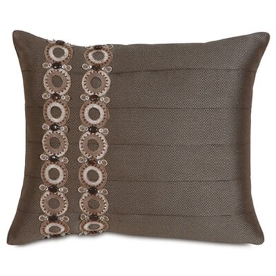 Galbraith Marion Slate Pillow with Pleats