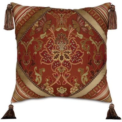 Toulon Diamond Collage Pillow