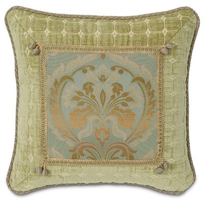 Eastern Accents Winslet Mitered Pillow with Cord