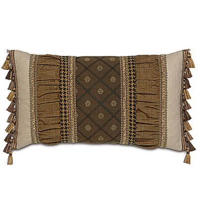 Eastern Accents Aston Polyester Bothwell Harvest Ruched Insert Decorative Pillow