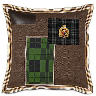 MacCallum Patchwork Decorative Pillow