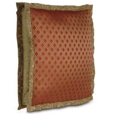 Botham Polyester Steward Russet Boxed Decorative Pillow