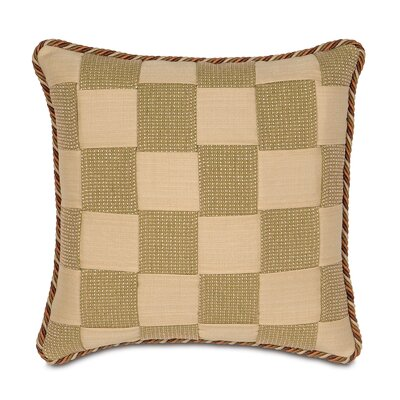 Eastern Accents Kiawah Palmetto Folly Basketweave Decorative Pillow