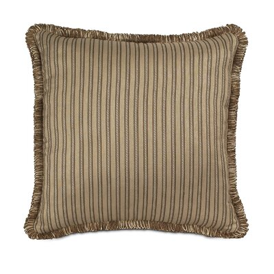 Eastern Accents Nottingham Southwell Decorative Pillow with Loop Fringe