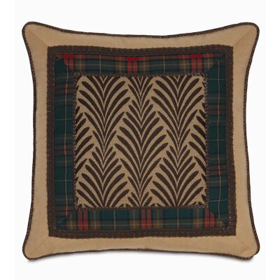 Eastern Accents Reynolds Polyester Border Collage Decorative Pillow