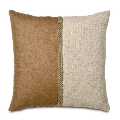 Eastern Accents Shamwari Polyester Breeze Quilted Decorative Pillow