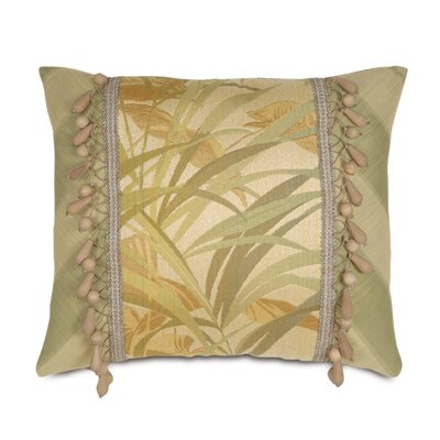 Eastern Accents Antigua Polyester Insert Decorative Pillow with Beaded Trim