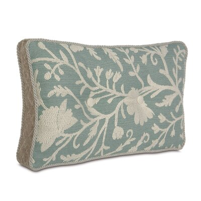 Avila Polyester Boxed and Tufted Decorative Pillow