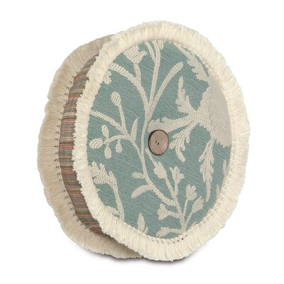 Avila Polyester Tambourine Decorative Pillow