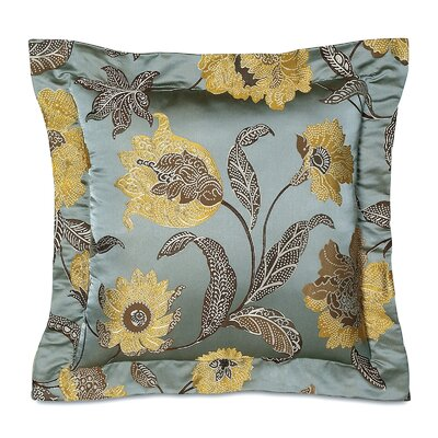 Eastern Accents Bellezza Polyester Decorative Pillow with Self Flange
