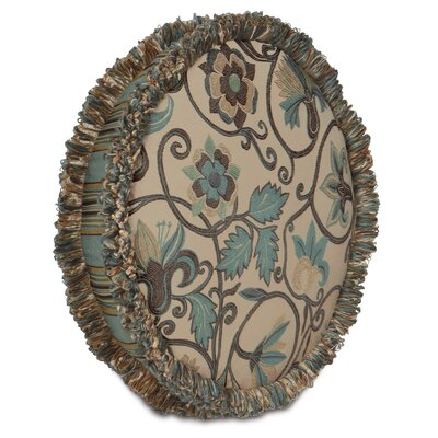 Chapman Polyester Tambourine Decorative Pillow