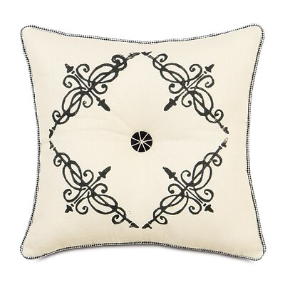 Eastern Accents Evelyn Polyester Breeze Tufted Decorative Pillow