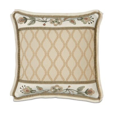 Eastern Accents Gallagher Griffin Hand Painted Insert Decorative Pillow