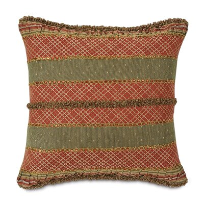 Glenwood Jerome Stripe Collage Decorative Pillow