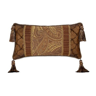 Gershwin Insert Cord and Tassels Decorative Pillow