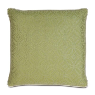 Eastern Accents Jaya Ellora Celadon Small Welt Decorative Pillow