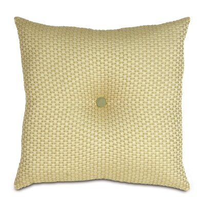 Eastern Accents Jaya Kaylan Leaf Tufted Decorative Pillow