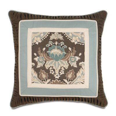 Eastern Accents Kira Border Collage Decorative Pillow