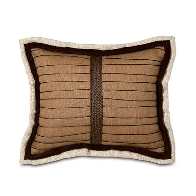 Shamwari Polyester Breeze Decorative Pillow with Double Flange