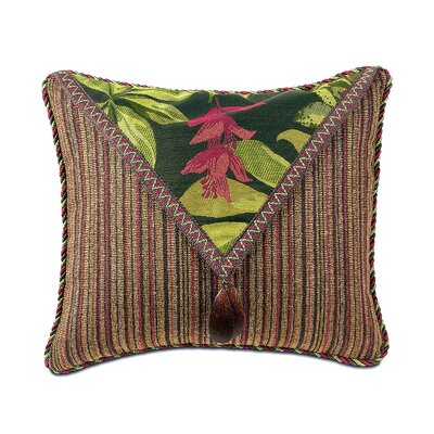 Eastern Accents Tahiti Polyester Envelope Decorative Pillow
