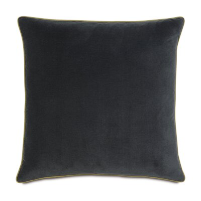 Caldwell Polyester Jackson Decorative Pillow with Small Welt