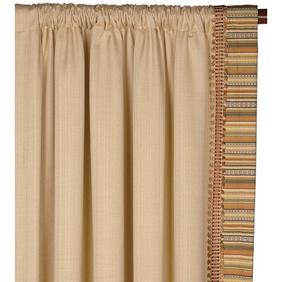 Eastern Accents Kiawah Folly Curtain Single Panel
