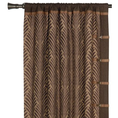 Eastern Accents Reynolds Pocket Curtain Single Panel