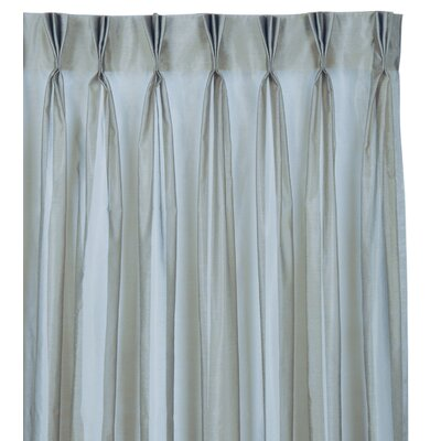 Eastern Accents Ambiance Trevira Sheer Three-Finger Curtain Panel