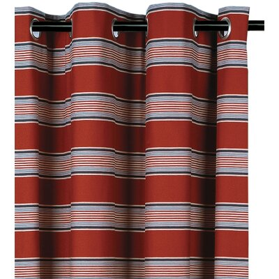Eastern Accents Carter Cotton Grommet Curtain Single Panel