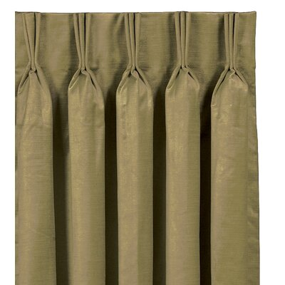 Eastern Accents Botham Lucerne Cotton Pleated Curtain Single Panel