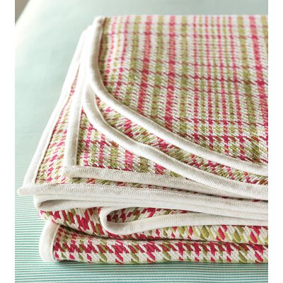 Eastern Accents Portia Blight Rose Throw