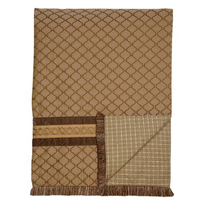Eastern Accents Fairmount Candler Sienna Throw