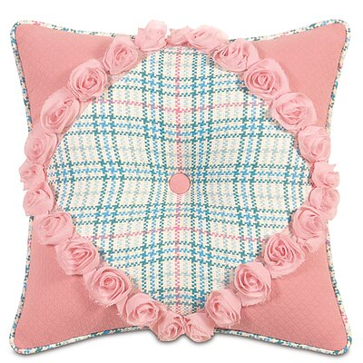 Eastern Accents Matilda Polyester Bravo Pixie Tufted Decorative Pillow