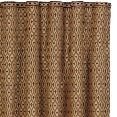 Eastern Accents Garnier Danville Cotton Pleat  Curtain Single Panel