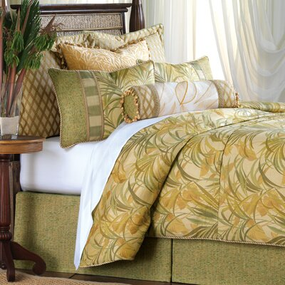 Antigua Button-Tufted Bedding Collection