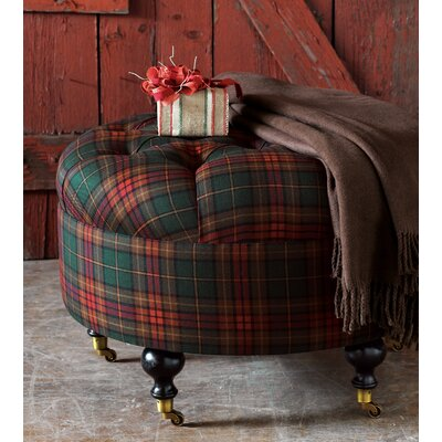 Eastern Accents Reynolds Brandy Ottoman