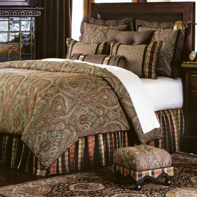 Eastern Accents Broderick Button-Tufted Bedding Collection