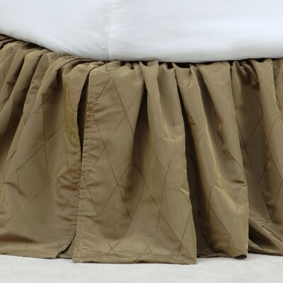 Nottingham Manor Fog Bed Skirt