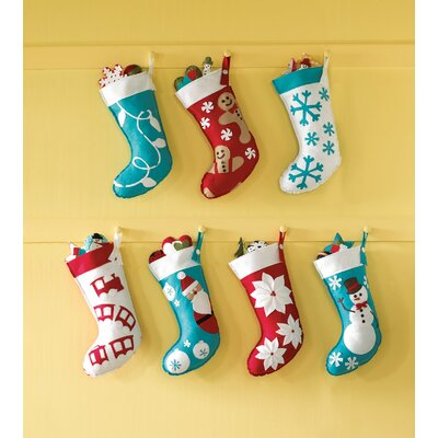 Eastern Accents North Pole Choo Choo Stocking