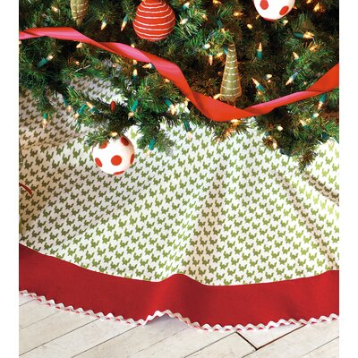 Eastern Accents North Pole Bright Tree Skirt