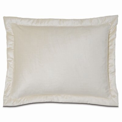 Lucerne Mitered Fringe Decorative Pillow